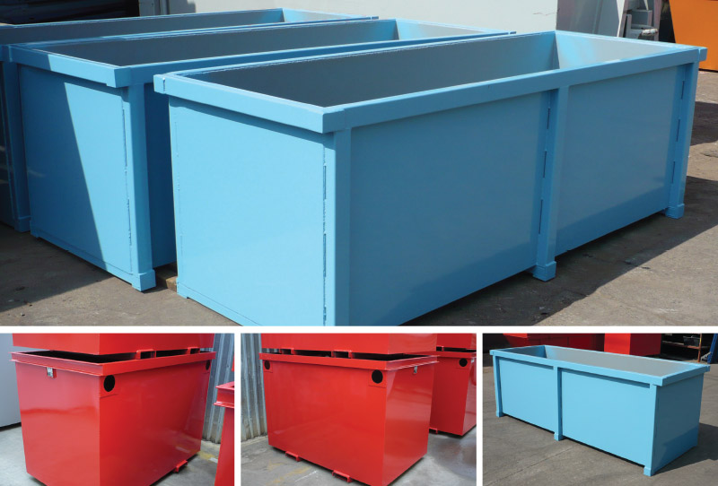 Forklift Tipping Bins For Sale In Sydney Nsw Toro Waste