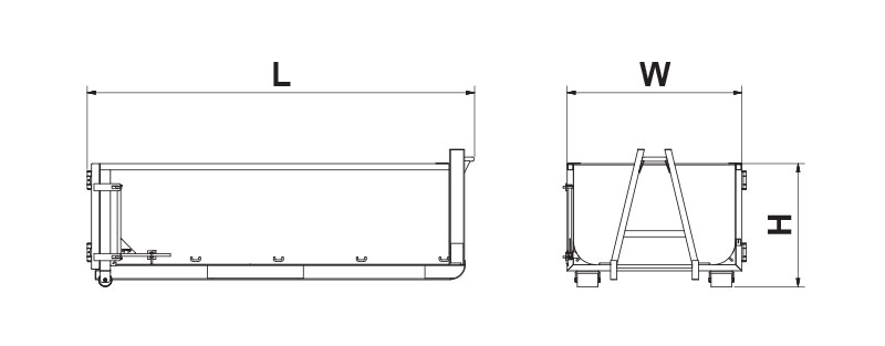 hooklift-hydraulic-lid-sizes