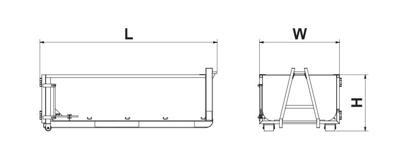 hooklift-hydraulic-lid-sizes