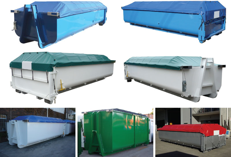 hooklift-retractable-tarp