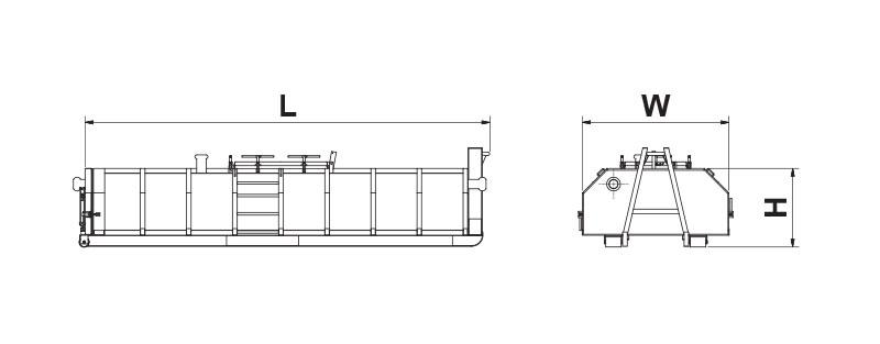 hooklift-sludge-bin-sizes